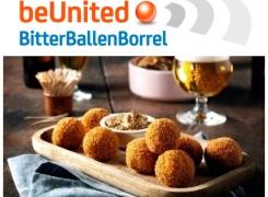 BeUnited gebruikt thema Samen Ondernemen bij BitterBallenBorrel