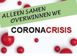 Strategie overwinnen corona crisis